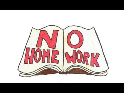 Children should not do homework